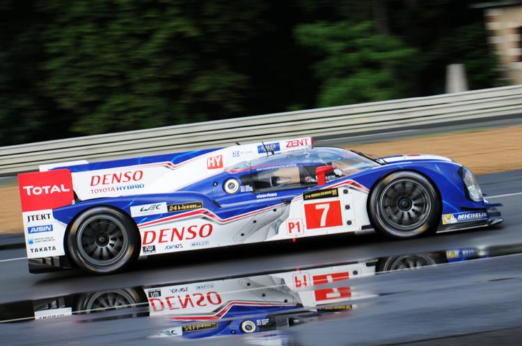 002-Mirror @ Le Mans
