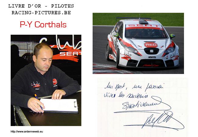 Pierre-Yves Corthals