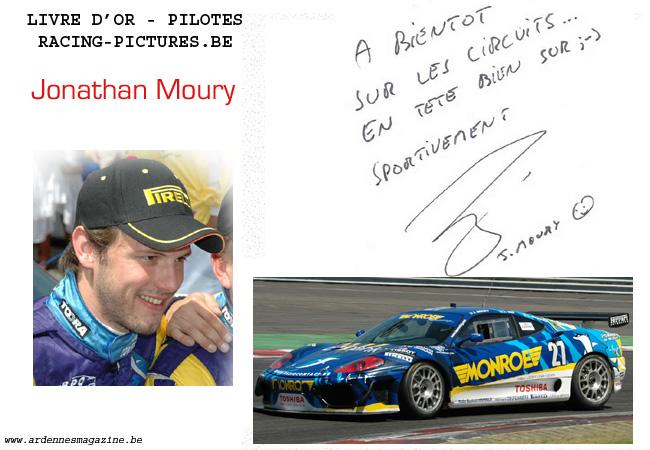 Jonathan Moury