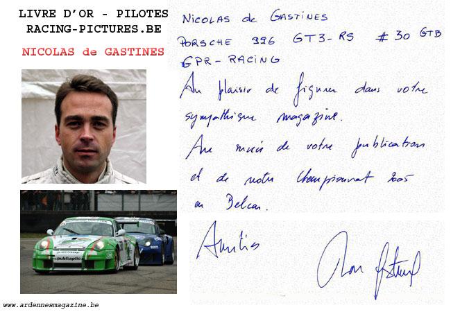 Nicolas Degastines