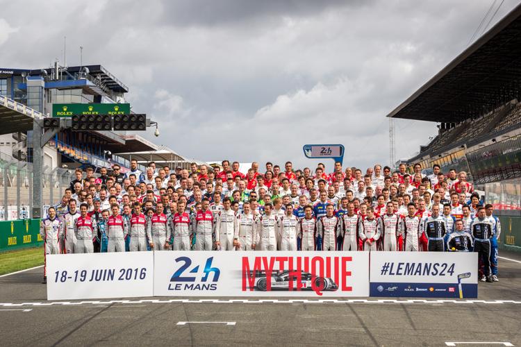 MOTORSPORT : 24 HEURES DU MANS - LE MANS (FRA) 12-19/06/2016