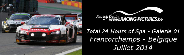 Total 24 Hours of Spa – Galerie 01