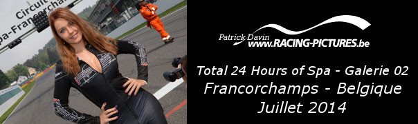 Total 24 Hours of Spa – Galerie 02