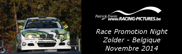 Race Promotion Night @ Circuit Zolder