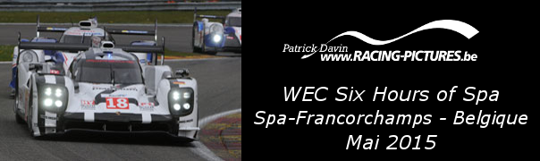 Wec Six Hours of Spa