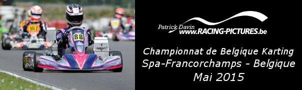 Championnat de Belgique Karting