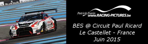 BES @ Circuit Paul Ricard