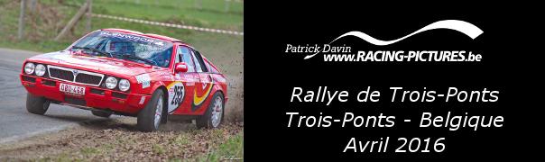 Rallye de Trois-Ponts