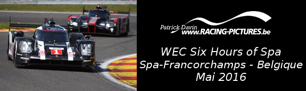 WEC Six Hours of Spa – Spa-Francorchamps – Belgique