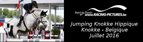 Jumping Knokke Hippique – Knokke – Belgique