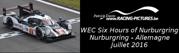WEC Six Hours of Nurburgring – Nurburgring – Allemagne