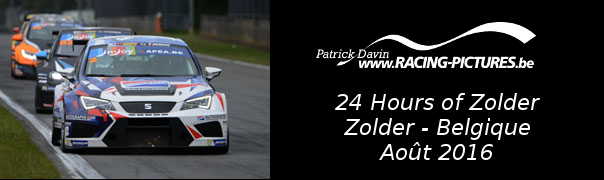 24 Hours of Zolder – Zolder – Belgique