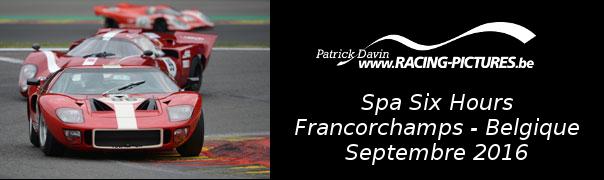 Spa Six Hours – Francorchamps – Belgique