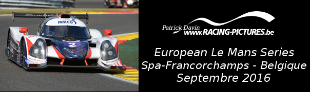 European Le Mans Series – Spa-Francorchamps – Belgique