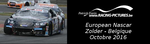 European Nascar – Zolder – Belgique