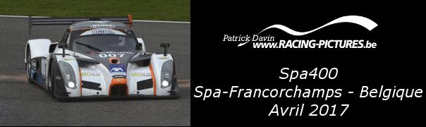 Spa400 Spa-Francorchamps