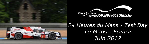 24 Heures du Mans – Test Day