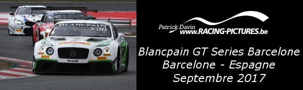 Blancpain GT Series Barcelone