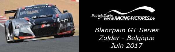 Blancpain GT Series Zolder