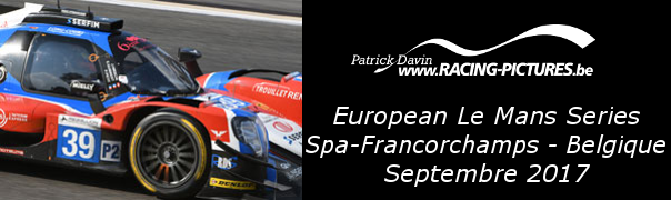 European Le Mans Series Spa-Francorchamps