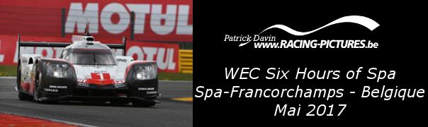 WEC Six Hours of Spa