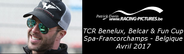 TCR Benelux Spa-Francorchamps